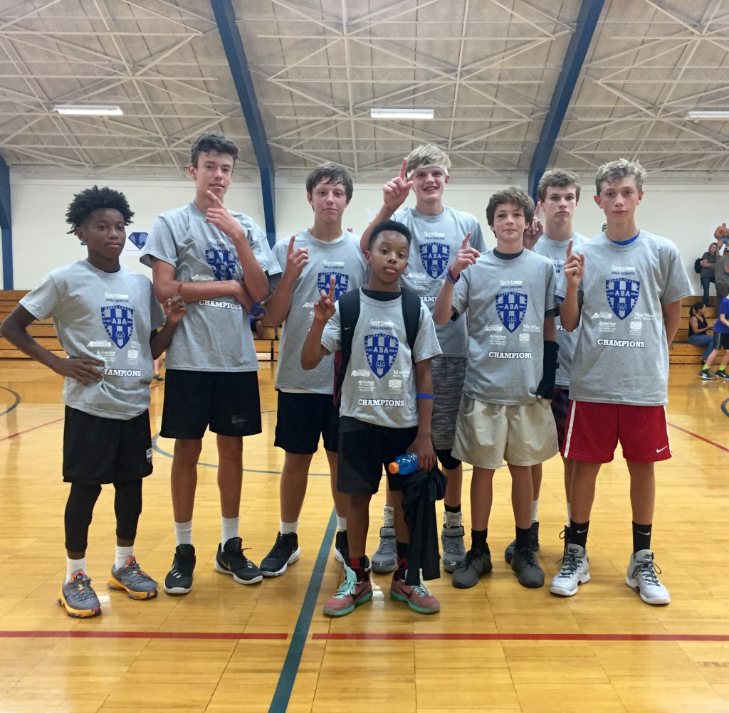 MS Fall League Champs 16