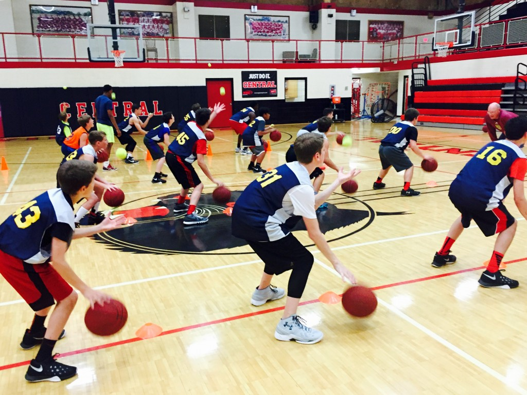 Perimeter Player Academy - Central Florence 2016